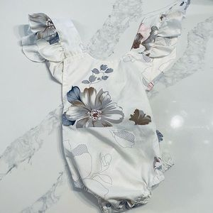 Baby girl playsuit